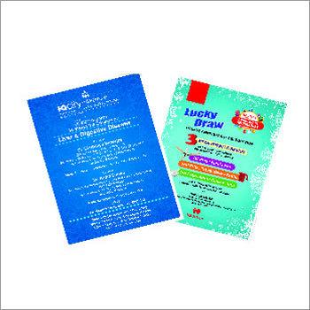Leaflet Offset Printing Service