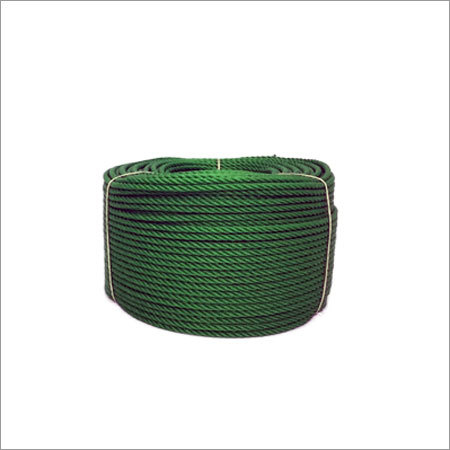 12 MM Green Color PE Rope