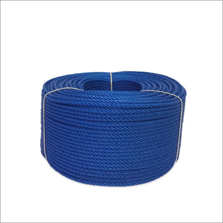 12 MM Blue Color PE Rope