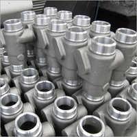 Industrial Aluminium Casting