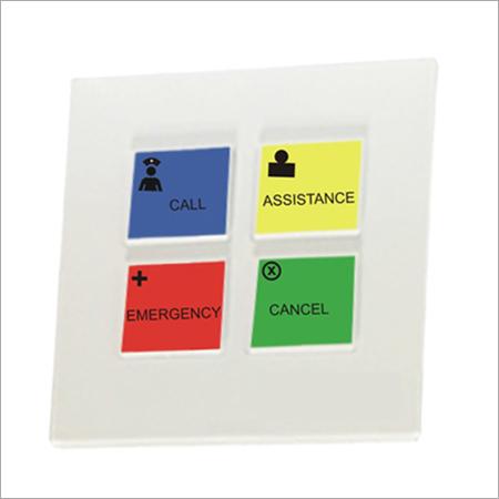 Wireless emergency call unit