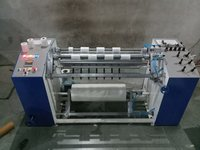 Stretch Film Slitter rewinding machine