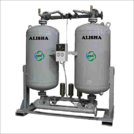 Heatless/Regenerative/Desiccant Air Dryer