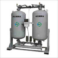Heatless/Regenerative/Desiccant Air Dryer