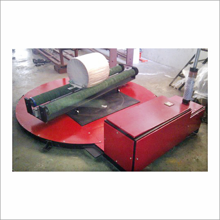Roll Stretch Wrapping Machines