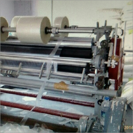 Center Rewinding Machine