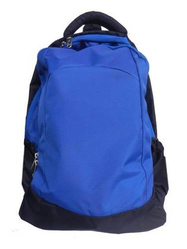 BLUE BLACK LAPTOP BAG