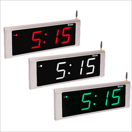 GPS Clock Systems