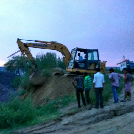 Hyundai Excavator for Hiring & Rent - DUSHAD INFRA PROJECT