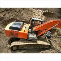 Excavator for Hiring & Rent