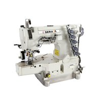 Cylinder Bed Chain Stitch Interlock Machine