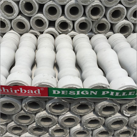 Ashirbad Cement Design Piller