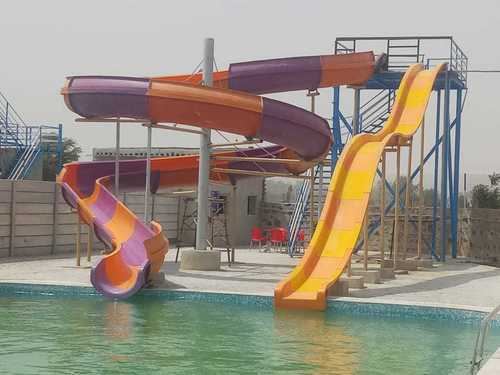 Combination Water Slides
