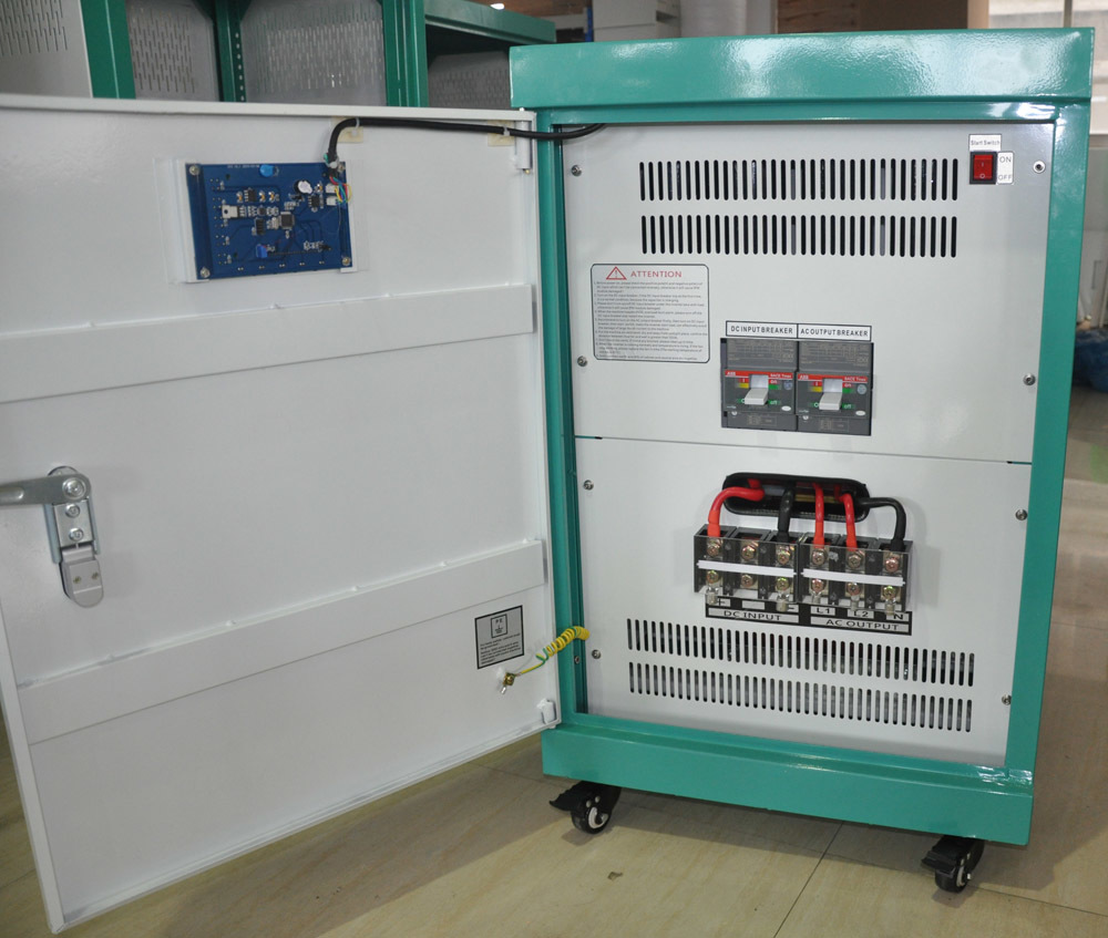 Split/Two Phase Inverter