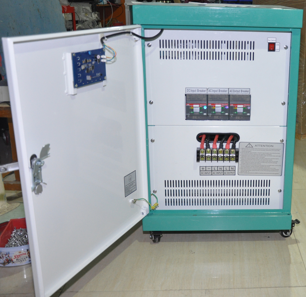 20kw Pure Sine Wave Inverter