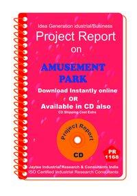 Amusement Park establishment project Report ebook
