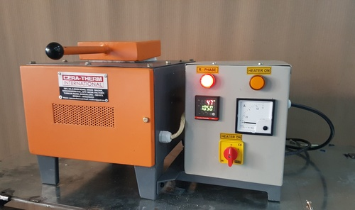 GMF - Gold melting furnace
