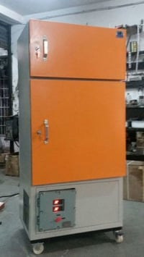 Flame Proof Deep freezer