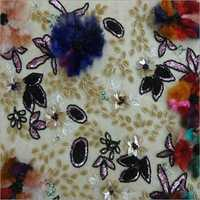 Hand Embroidered Fabrics
