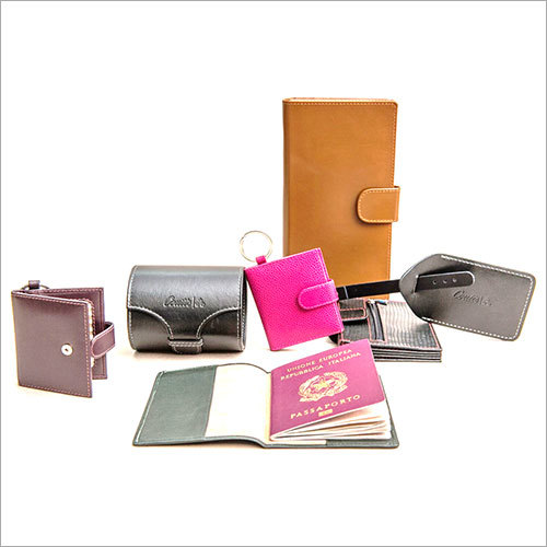 Leather Accessories Set