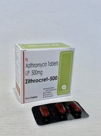 Azithromycine 500 mg
