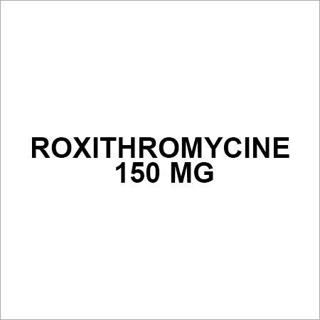 Roxithromycine 150 mg