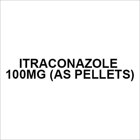 Itraconazole 100mg (AS PELLETS)