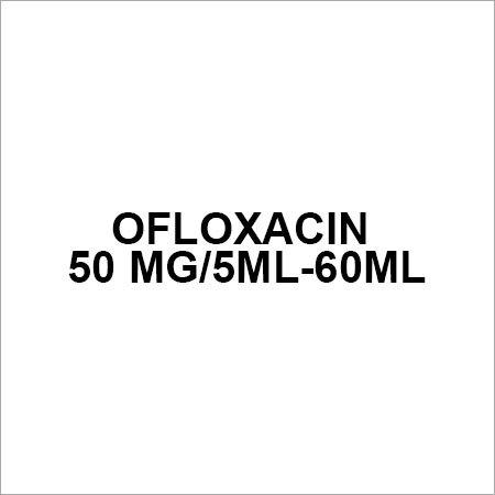 Ofloxacin 50 mg 5ml-60ml