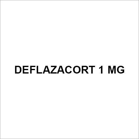 Deflazacort 1 mg