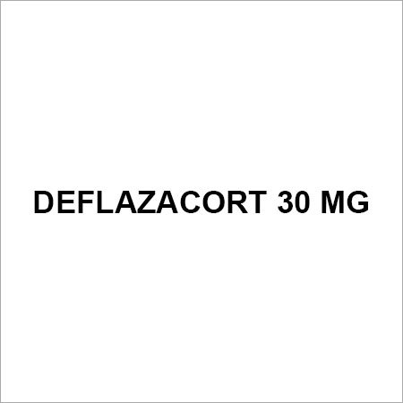 Deflazacort 30 mg