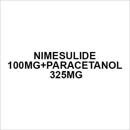 Nimesulide 100mg+Paracetanol 325mg