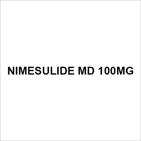 Nimesulide MD 100mg
