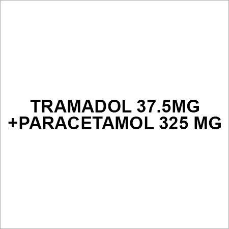 Tramadol 37.5mg+Paracetamol 325 mg