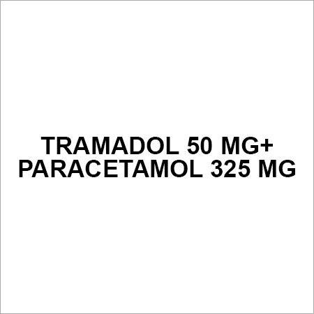 Tramadol 50 mg+Paracetamol 325 mg