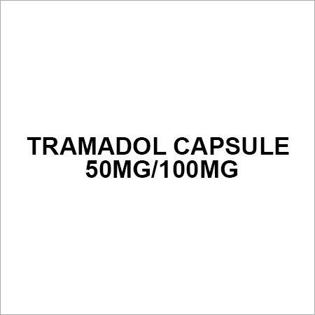 Tramadol Capsule 50mg 100mg