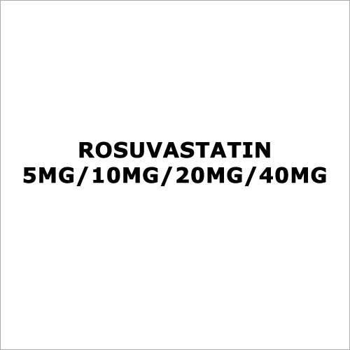 Rosuvastatin 5mg 10mg 20mg 40mg