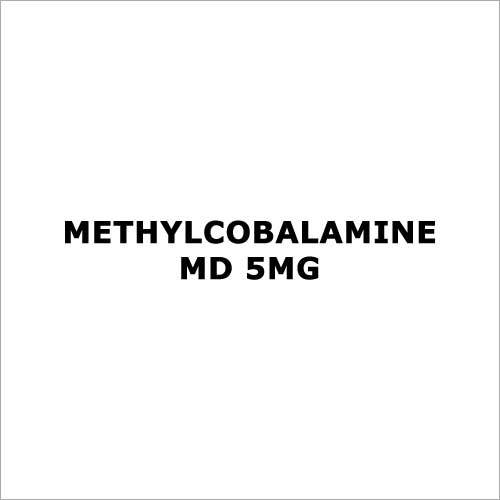 Methylcobalamine MD 5mg