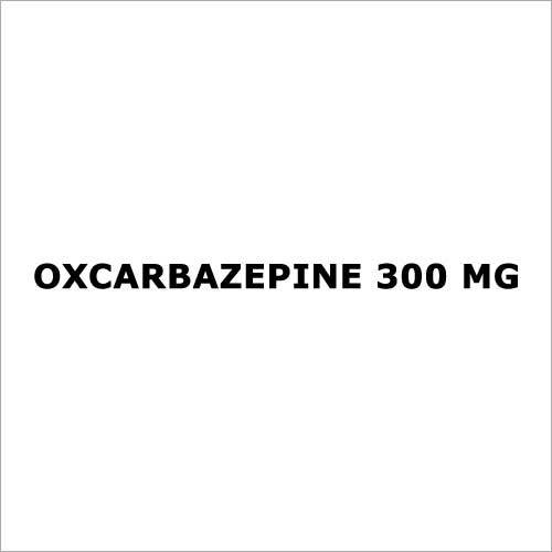 Oxcarbazepine 300 mg