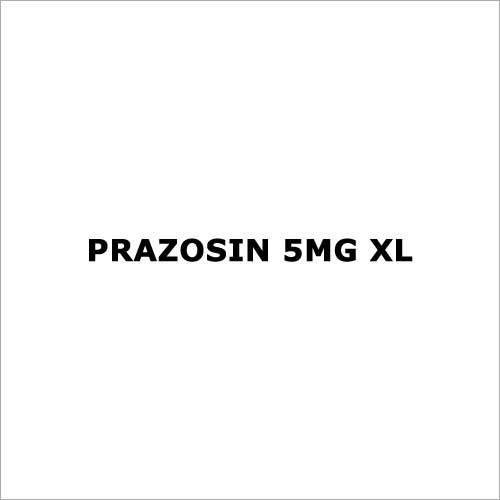 Prazosin 5mg XL