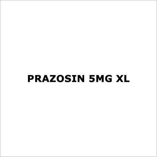 Prazosin 5mg XL