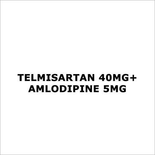Telmisartan 40mg+Amlodipine 5mg