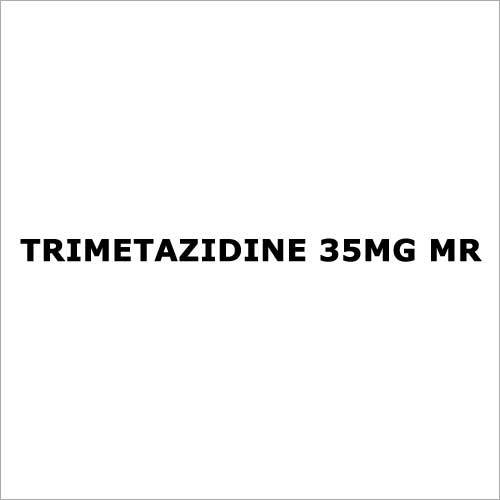 Trimetazidine 35mg MR