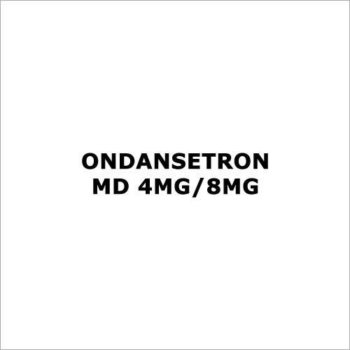 Ondansetron MD 4mg 8mg