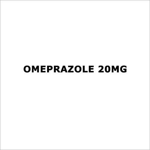 Omeprazole 20mg