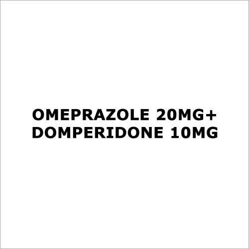 Omeprazole 20mg+Domperidone 10mg