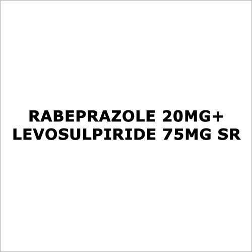 Rabeprazole 20mg+Levosulpiride 75mg SR