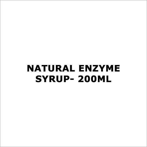 Natural Enzyme Syrup- 200ml
