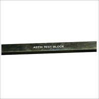 ASTM Test Block
