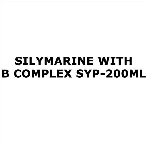 Silymarine with B complex syp-200ml