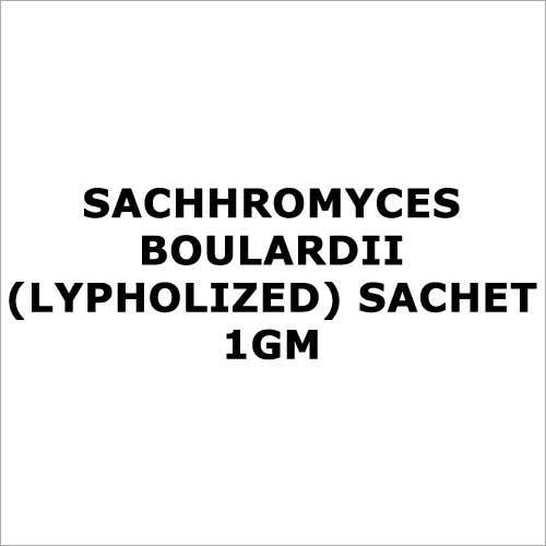 Sachhromyces Boulardii(Lypholized) Sachet - 1gm